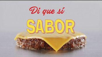 Sonic Signature Slinger TV Spot, 'Dile sí al sabor' [Spanish] - Thumbnail 5