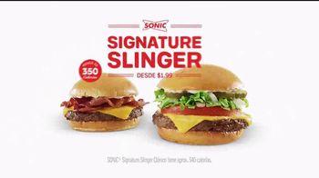 Sonic Signature Slinger TV Spot, 'Dile sí al sabor' [Spanish] - Thumbnail 8