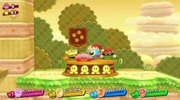 Kirby Star Allies TV Spot, 'Turn Enemies Into Friends' - Thumbnail 6