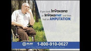 Meyer Law Firm TV Spot, 'Increased Risks of Amputations' - Thumbnail 3