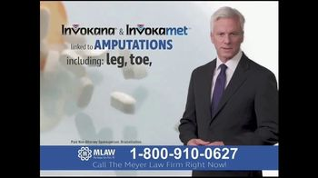 Meyer Law Firm TV Spot, 'Increased Risks of Amputations' - Thumbnail 4