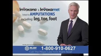 Meyer Law Firm TV Spot, 'Increased Risks of Amputations' - Thumbnail 5