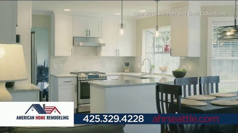 American Home Remodeling TV Commercial, U00272018 Kitchen And Bath Collectionsu0027    ISpot.tv