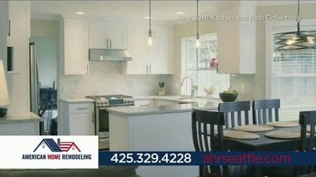 American Home Remodeling TV Spot, '2018 Kitchen and Bath Collections' - Thumbnail 1