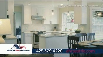American Home Remodeling TV Spot, '2018 Kitchen and Bath Collections' - Thumbnail 2