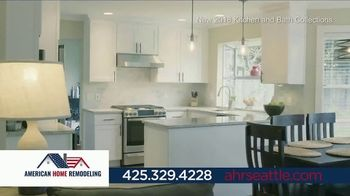 American Home Remodeling TV Spot, '2018 Kitchen and Bath Collections' - Thumbnail 3