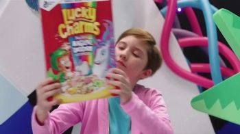 Lucky Charms Magical Unicorn Marshmallow TV Spot, 'Unicorn Island' - Thumbnail 1