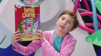 Lucky Charms Magical Unicorn Marshmallow TV Spot, 'Unicorn Island' - Thumbnail 2