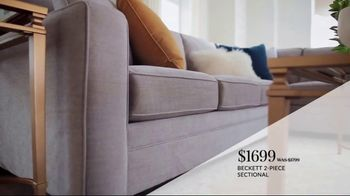 Havertys Spring Savings Event TV Spot, 'Stylish Pieces'