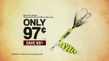 Bass Pro Shops Trout Event & Sale TV Spot, 'Seminars and Micro Spins' - Thumbnail 5
