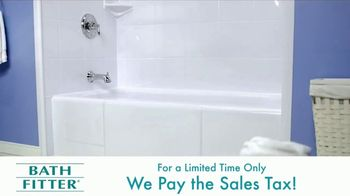 Bath Fitter TV Spot, 'Jewel: Sales Tax' - Thumbnail 4