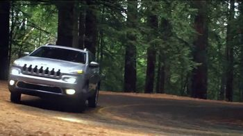 Jeep Cherokee Limited TV Spot, 'What It Takes: Balance ' Song by Carrollton [T1] - Thumbnail 6