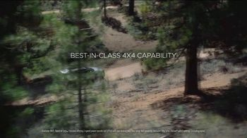 Jeep Cherokee Limited TV Spot, 'What It Takes: Balance ' Song by Carrollton [T1] - Thumbnail 7