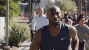 Nike TV Spot, 'Choose Go' Featuring Kevin Hart, Kobe Bryant, Simone Biles - Thumbnail 6