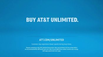AT&T Unlimited TV Spot, 'More for Your Thing: Me Time' - Thumbnail 7