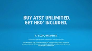 AT&T Unlimited TV Spot, 'More for Your Thing: Me Time' - Thumbnail 8