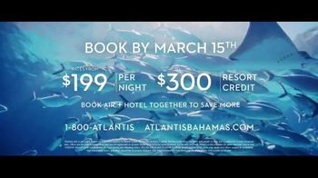 Atlantis TV Spot, 'Bahamas at Heart: March 2018' - Thumbnail 10