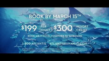 Atlantis TV Spot, 'Bahamas at Heart: March 2018' - Thumbnail 9