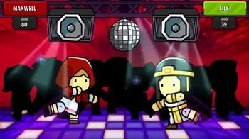 Scribblenauts Showdown TV Spot, 'Game Day' Song by Kid Karate - Thumbnail 7