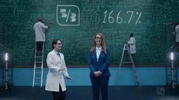 Fifth Third Bank TV Spot, 'Proven Mathematically'