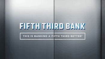 Fifth Third Bank TV Spot, 'Proven Mathematically' - Thumbnail 1