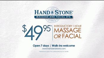 Hand & Stone TV Spot, 'De-Stress' Featuring Carli Lloyd - Thumbnail 8