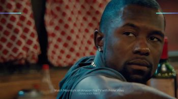 Amazon Fire TV TV Spot, 'Our Playlist: Moonlight' - Thumbnail 4
