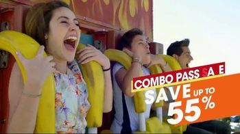 Six Flags Combo Pass Sale TV Spot, 'Spring Break Big Deals' - Thumbnail 7