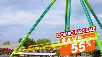 Six Flags Combo Pass Sale TV Spot, 'Spring Break Big Deals' - Thumbnail 8