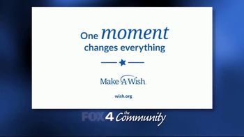 Make-A-Wish Foundation TV Spot, 'One Moment' - Thumbnail 7