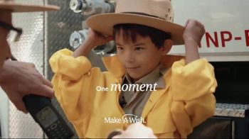 Make-A-Wish Foundation TV Spot, 'One Moment'