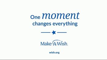 Make-A-Wish Foundation TV Spot, 'One Moment' - Thumbnail 6