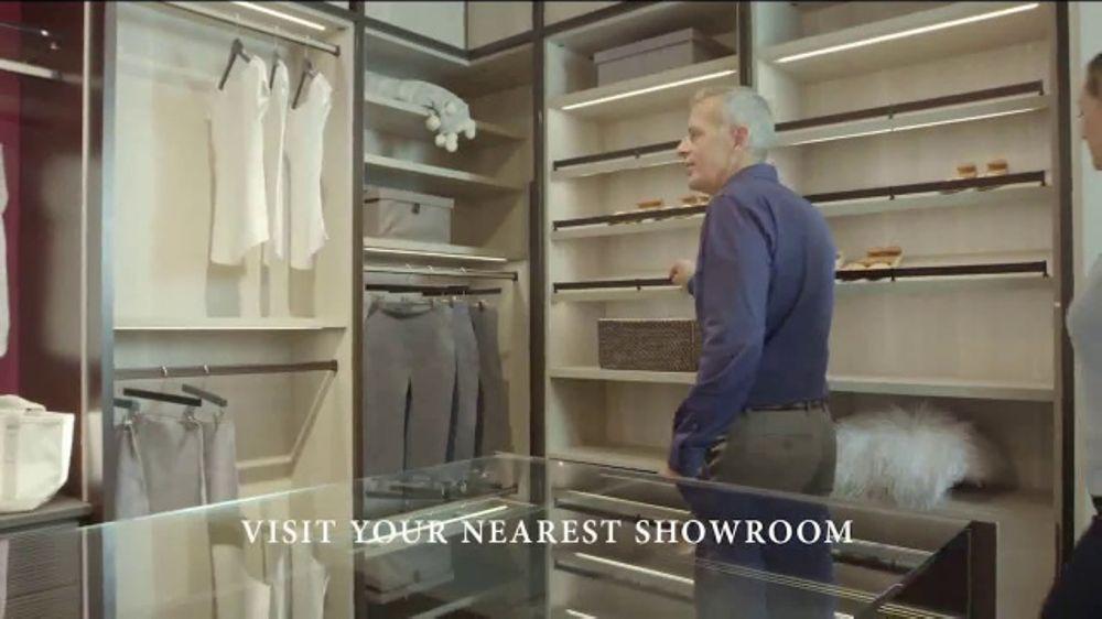 California Closets Lighting U0026 Accessories Sales Event TV Commercial, U0027Saveu0027    ISpot.tv