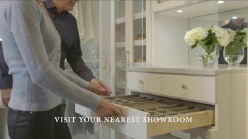 California Closets Lighting & Accessories Sales Event TV Spot, 'Save' - Thumbnail 3