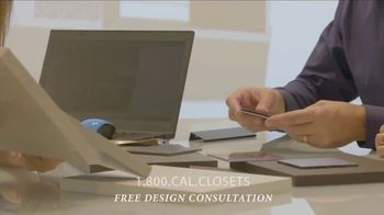 California Closets Lighting & Accessories Sales Event TV Spot, 'Save' - Thumbnail 5