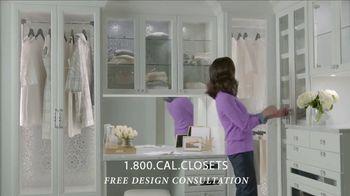 California Closets Lighting & Accessories Sales Event TV Spot, 'Save' - Thumbnail 6