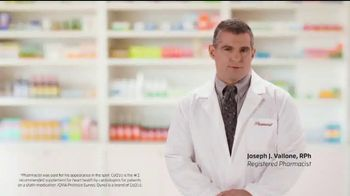 Qunol TV Spot, 'Cholesterol-Lowering Statin Drugs' - Thumbnail 1