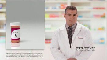 Qunol TV Spot, 'Cholesterol-Lowering Statin Drugs' - Thumbnail 2