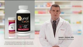 Qunol TV Spot, 'Cholesterol-Lowering Statin Drugs'