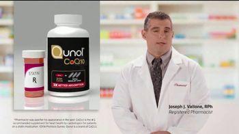 Qunol TV Spot, 'Cholesterol-Lowering Statin Drugs' - Thumbnail 4