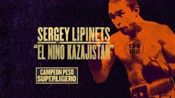 Showtime TV Spot, 'Championship Boxing: Garcia vs. Lipinets' [Spanish] - Thumbnail 6