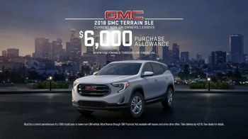 2018 GMC Terrain TV Spot, 'Mighty Like a Pro' Song by The Chemical Brothers - Thumbnail 9