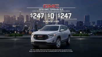 2018 GMC Terrain TV Spot, 'Mighty Like a Pro' Song by The Chemical Brothers - Thumbnail 8