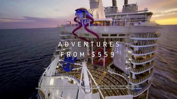 Royal Caribbean Cruise Lines TV Spot, 'Never Say Never Land' - Thumbnail 10