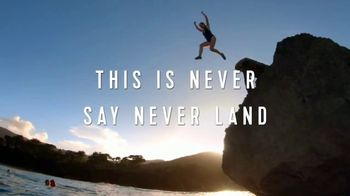 Royal Caribbean Cruise Lines TV Spot, 'Never Say Never Land' - Thumbnail 5