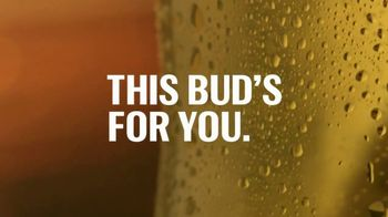 Budweiser TV Spot, 'No Sweat' Song by SUR - Thumbnail 7
