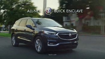 2018 Buick Enclave TV Spot, 'Busy Week' Song by Matt and Kim [T2] - Thumbnail 7