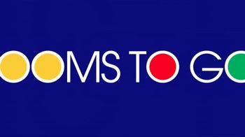 Rooms to Go Anniversary Sale TV Spot, 'Great Looks and Styles' - Thumbnail 1