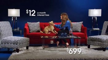 Rooms to Go Anniversary Sale TV Spot, 'Great Looks and Styles' - Thumbnail 3