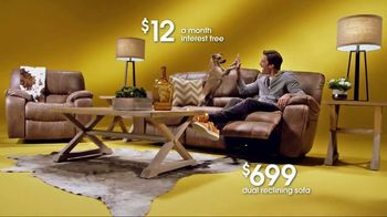 Rooms to Go Anniversary Sale TV Spot, 'Great Looks and Styles' - Thumbnail 7